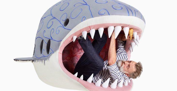 Artysta stworzył rzeźby-poduszki, kt&oacute;re przypominają jak wspaniałe jest dzieciństwo i chronią zagrożone gatunki<