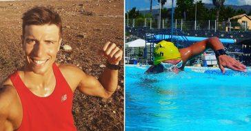 Polak zwycięzcą potrójnego triathlonu i rekordzistą świata! Oto Robert Karaś