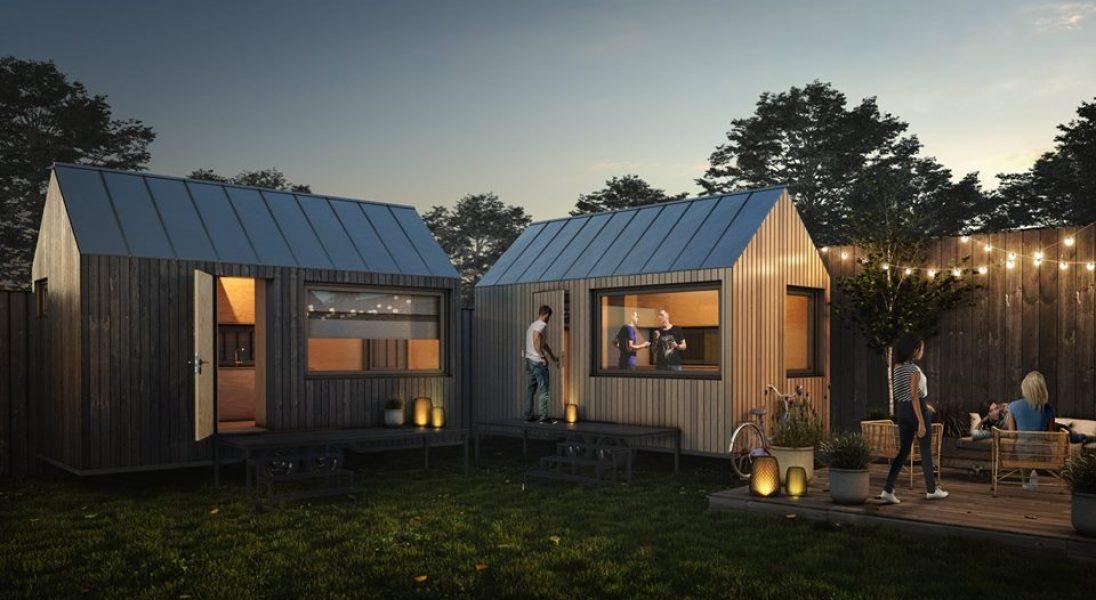 W Warszawie powstanie pierwsze osiedle mobilnych domków Tiny House