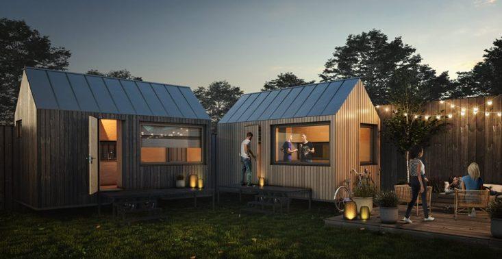 W Warszawie powstanie pierwsze osiedle mobilnych domk&oacute;w Tiny House<