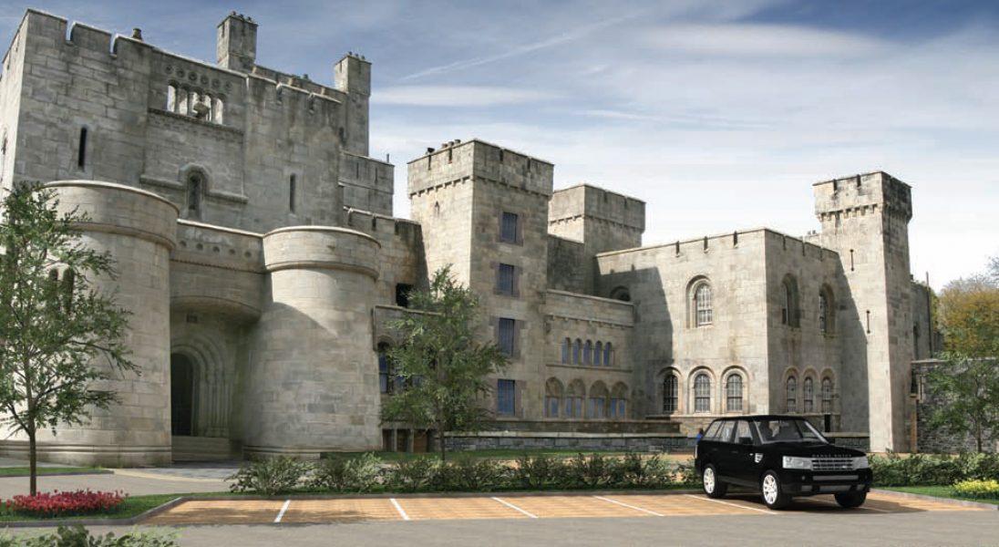 """Zamek z """"Gry o tron"""" wystawiony na sprzedaż! Cena nie zaskakuje"""