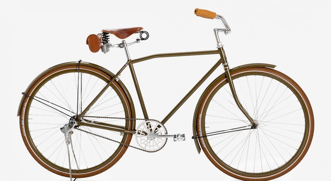 Powstaną repliki roweru, który Harley-Davidson wypuścił w 1917 roku