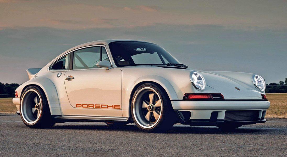 Nie będziecie mogli oderwać wzroku od Porsche 911 DLS zbudowanego przez Singer i Williams Engineering