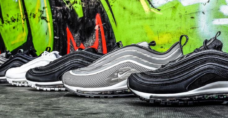 Nike Air Max 97 - jedne z najciekawszych sneaker&oacute;w w rodzinie Air Max<