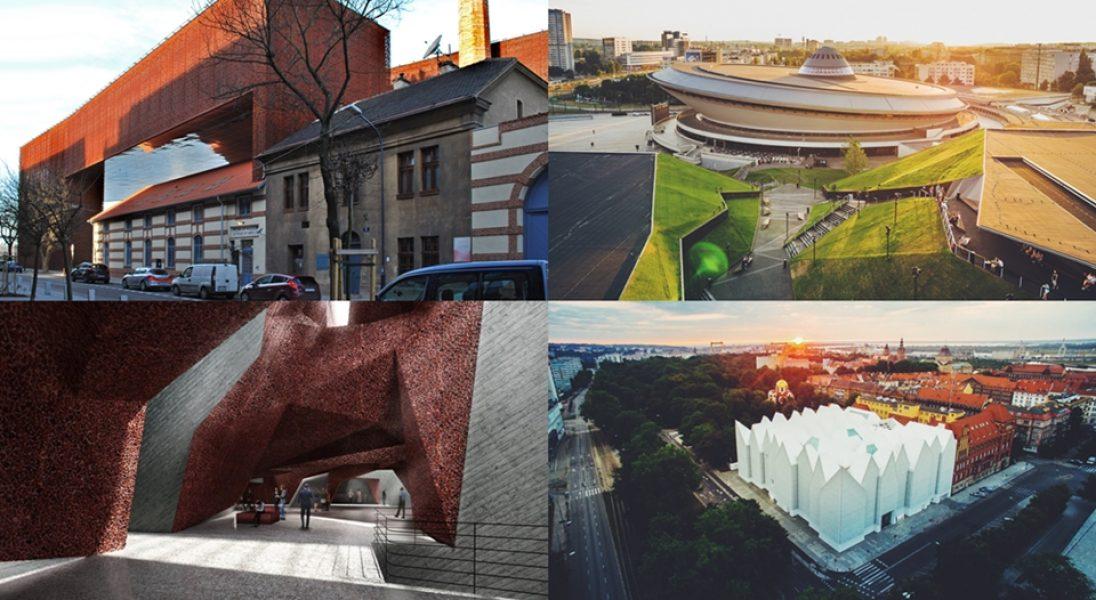 5 polskich budynków bez kompleksów. Wybieramy bryły, z których możemy być dumni
