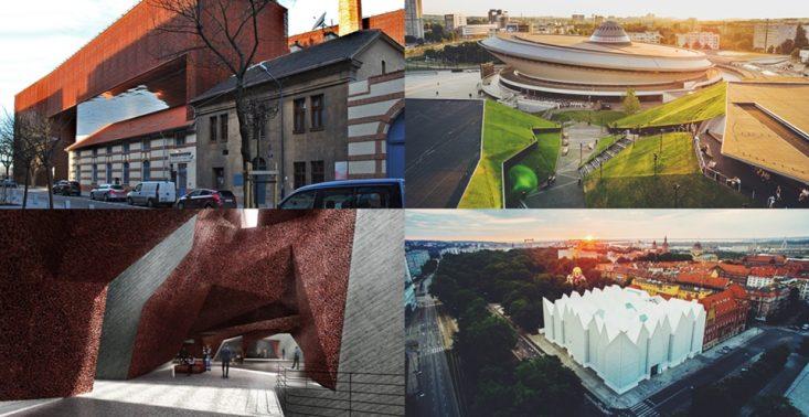 5 polskich budynk&oacute;w bez kompleks&oacute;w. Wybieramy bryły, z kt&oacute;rych możemy być dumni<