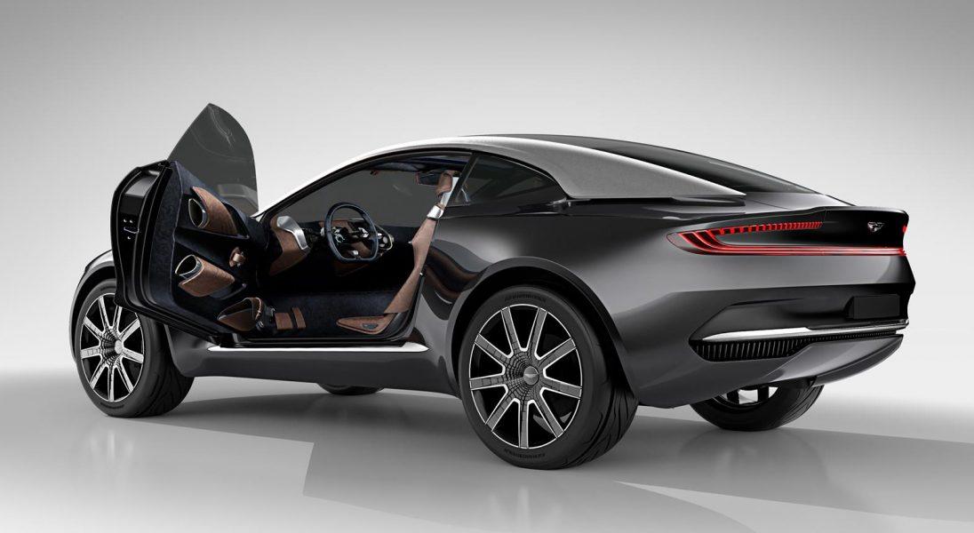 Aston Martin ujawnia nowe szczegóły na temat swojego pierwszego SUV-a