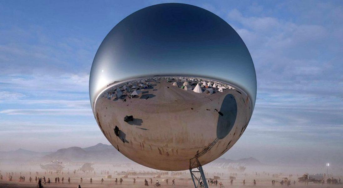 Bjarke Ingles szykuje projekt niezwykłej instalacji na festiwal Burning Man