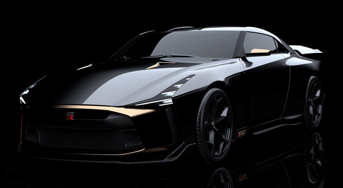 Nissan stworzył imponujący projekt na 50-lecie modelu GT-R