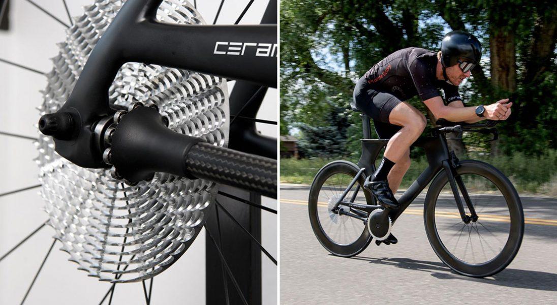 CeramicSpeed rewolucjonizuje rynek rowerowy swoim nowym napędem