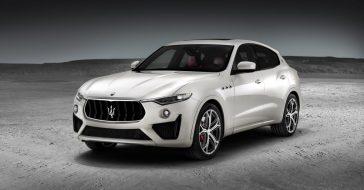 Zadebiutowało nowe Maserati Levante GTS z silnikiem Ferrari