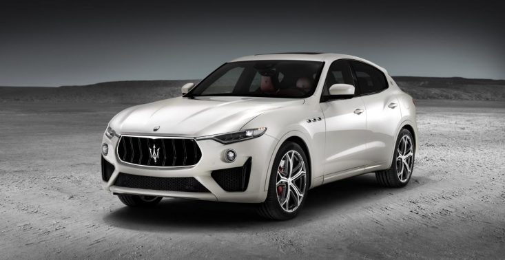 Zadebiutowało nowe Maserati Levante GTS z silnikiem Ferrari<
