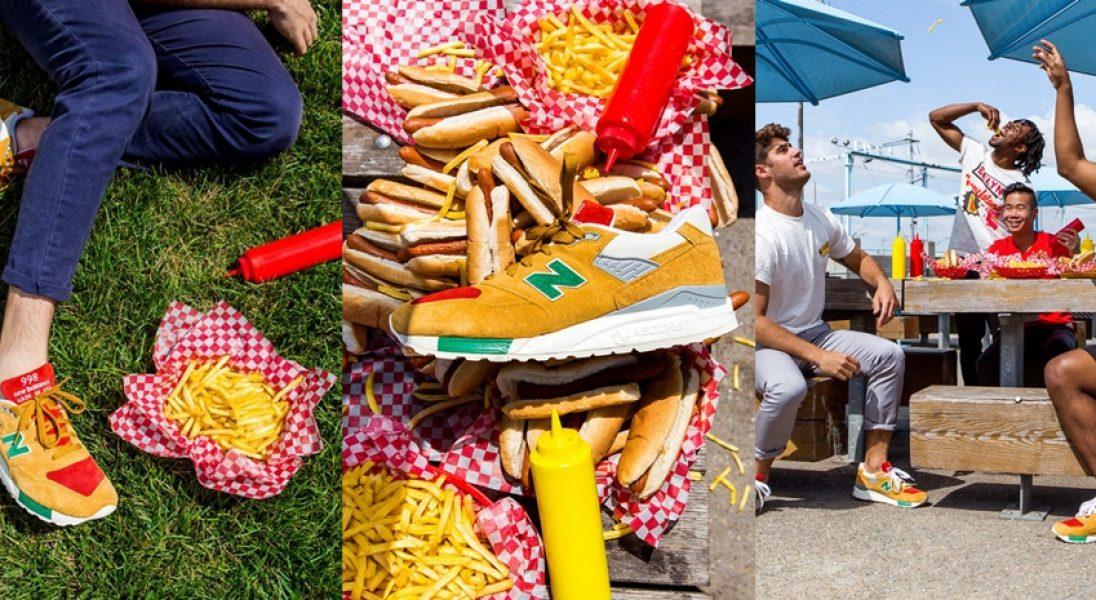 New Balance i J. Crew wypuszczają sneakery inspirowane letnimi grillami