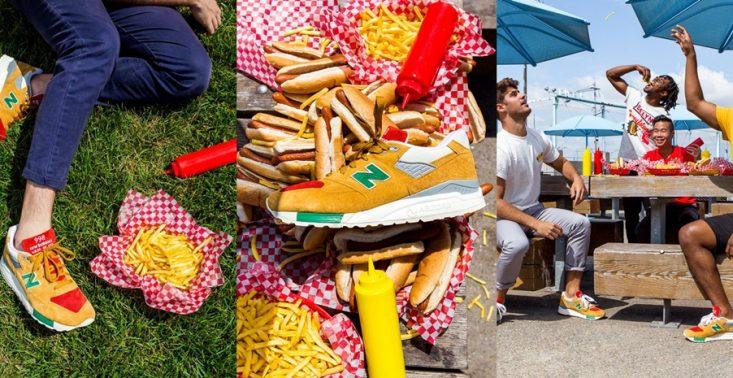 New Balance i J. Crew wypuszczają sneakery inspirowane letnimi grillami<