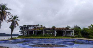 Kolumbijska willa Pablo Escobara została przekształcona w obiekt do paintballa