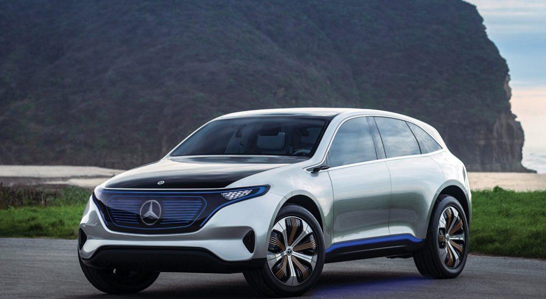 Mercedes EQ definiuje piękno elektrycznych pojazdów