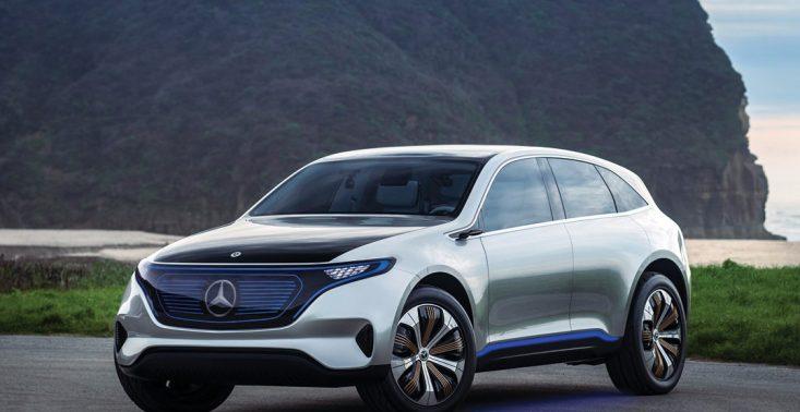 Mercedes EQ definiuje piękno elektrycznych pojazd&oacute;w<
