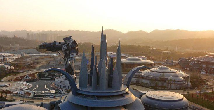 Tak wygląda futurystyczny park rozrywki za p&oacute;łtora miliarda dolar&oacute;w<