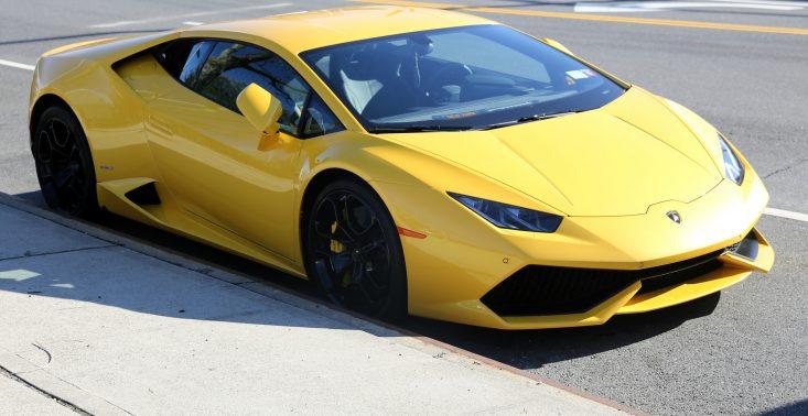 Najwyższy mandat w historii? Kierowca Lamborghini będzie musiał zapłacić 170 tys. zł<
