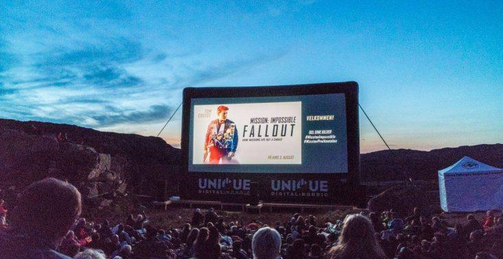 Spektakularny pokaz &quot;Mission: Impossible - Fallout&quot; odbył się nad 600-metrowym klifem<