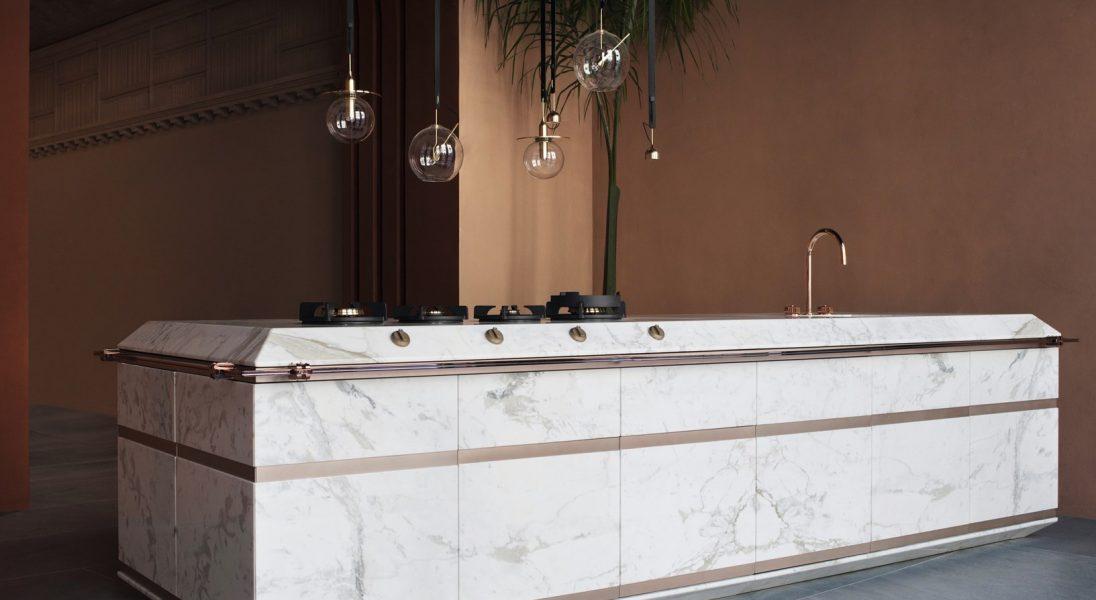 Fendi prezentuje swój pierwszy projekt luksusowej kuchni