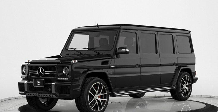 Ta kuloodporna limuzyna od Mercedesa to nie tylko bezpieczeństwo, ale i estetyka<