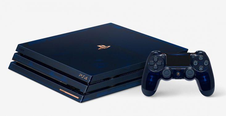 Oto najpiękniejsze PlayStation4 Pro w wersji limitowanej<
