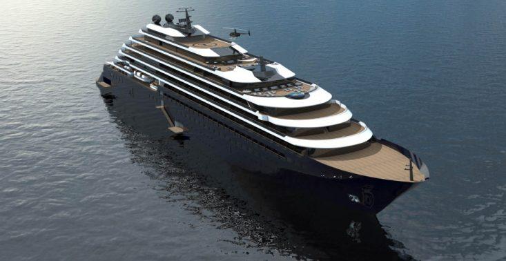 Ritz-Carlton przenosi swoje hotele na wodę. Na te jachty mogą sobie pozwolić tylko najbogatsi<