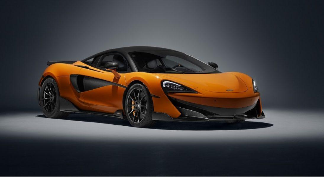 McLaren otwiera swój pierwszy salon w Warszawie