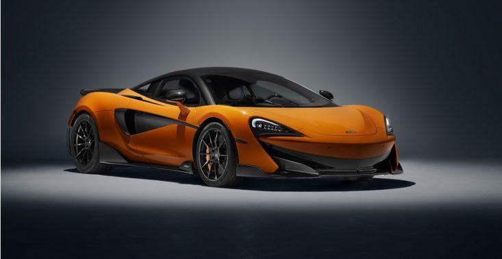 McLaren otwiera sw&oacute;j pierwszy salon w Warszawie<
