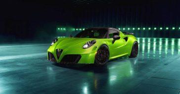 Pogea Racing stworzyło szaloną wersję Alfa Romeo 4C