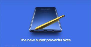 Już dziś premiera nowego Samsunga Galaxy Note 9. Co na razie wiemy o tym modelu?