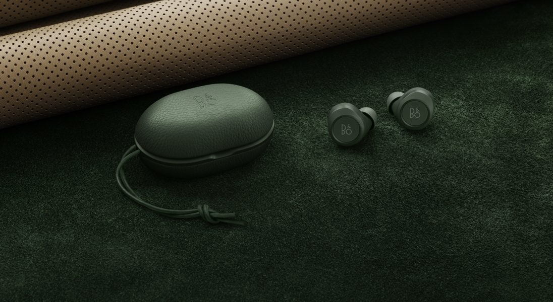 Bang & Olufsen odkrywa kolor prędkości z limitowaną edycją słuchawek Beoplay E8