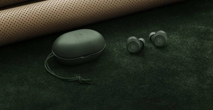Bang &amp; Olufsen odkrywa kolor prędkości z limitowaną edycją słuchawek Beoplay E8<