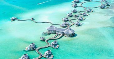 Z serii praca marzeń - poszukiwany księgarz do sklepu w luksusowym hotelu na Malediwach