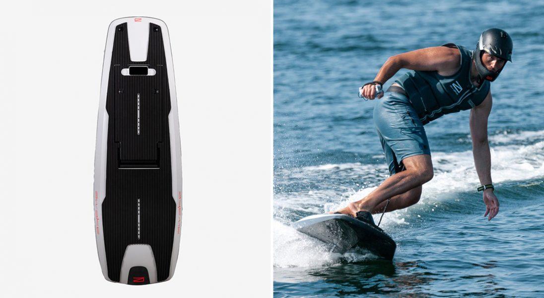 Stworzono elektryczną deskę do surfowania, którą można zdalnie sterować