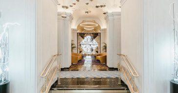 Magazyn Time umieścił warszawski hotel na liście 100 najciekawszych miejsc świata