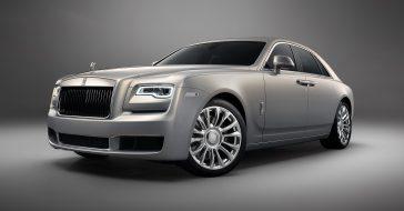 Rolls-Royce składa hołd legendarnemu modelowi Silver Ghost