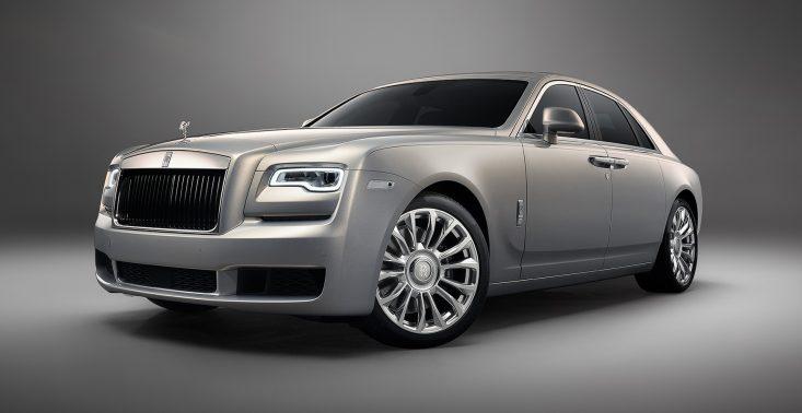 Rolls-Royce składa hołd legendarnemu modelowi Silver Ghost<