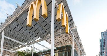 Ten McDonalds wygląda jak Apple Store