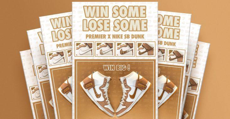 Nike wypuszcza buty zainspirowane losami na loterii<