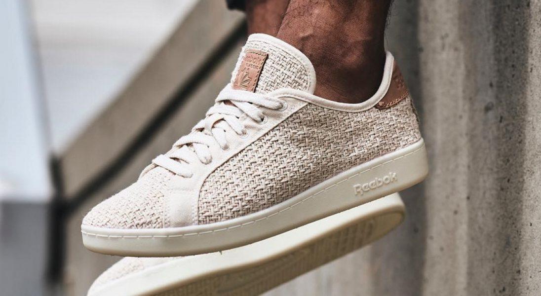 Reebok stanął do walki z adidasem o względy zwolenników stylu eko. Oto sneakersy z kukurydzy i bawełny