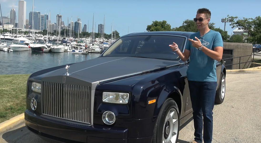 Ten gość kupił najtańszego Rolls Royce'a na świecie. Kosztował 80 tys. dolarów