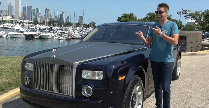 Ten gość kupił najtańszego Rolls Royce&#039;a na świecie. Kosztował 80 tys. dolar&oacute;w<