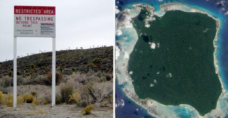 10 najbardziej tajemniczych miejsc na świecie, kt&oacute;re zobaczysz tylko na Google Maps<