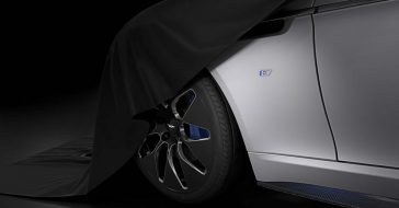To będzie najmocniejszy sedan w historii marki. Aston Martin ujawnia szczegóły dotyczące elektrycznego modelu Rapide E