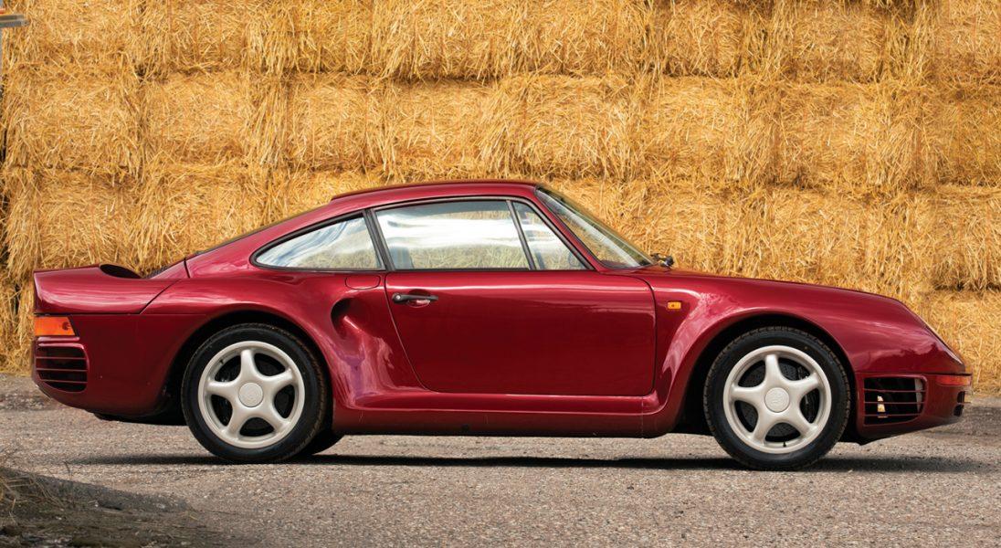 Jedyny w pełni sprawny prototyp Porsche 959 zostanie sprzedany w Sotheby's
