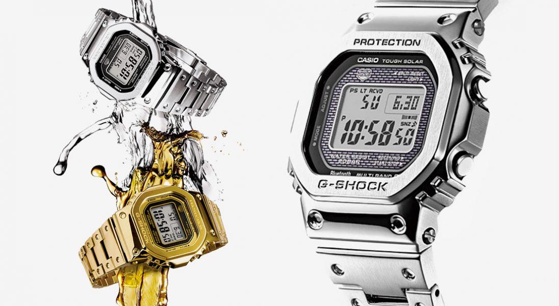 Full Metal G-Shock - tak wygląda niezniszczalny zegarek od marki Casio