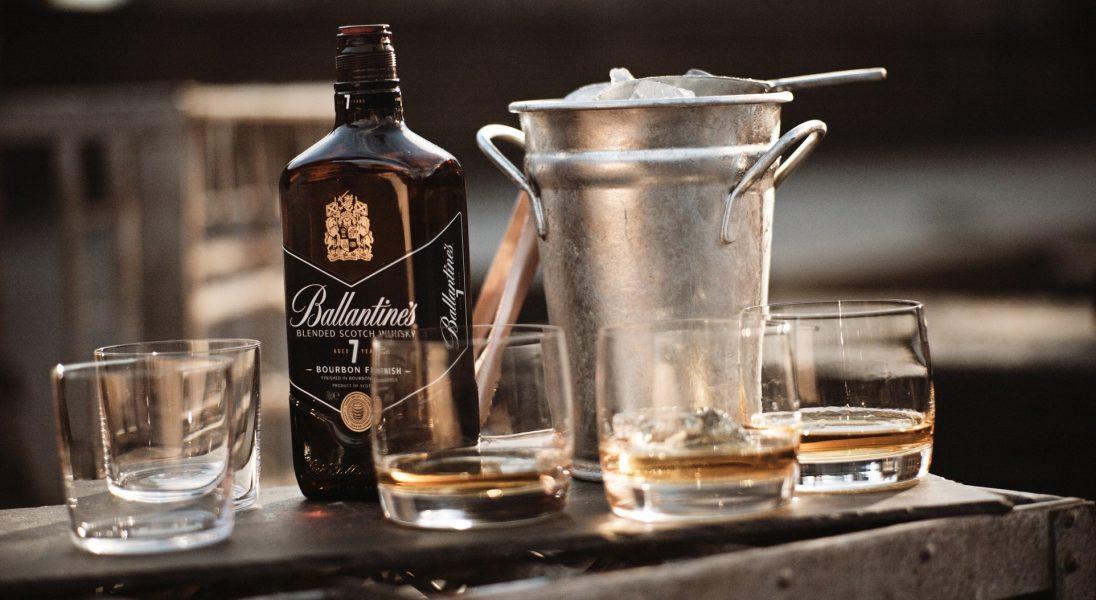 7 powodów, dla których warto spróbować nowego Ballantine's 7YO Bourbon Finish
