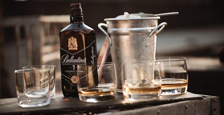 7 powodów, dla których warto spróbować nowego Ballantine's 7YO Bourbon Finish<